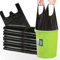 欧露洁 手提式垃圾袋 家庭通用型 32x52CM 100只装