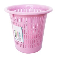 HOUYA好雅垃圾桶1件家用卫生间客厅卧室厨房无盖垃圾桶纸篓 *2件