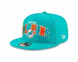 New Era NFL 19 边线 9Fifty 平舌帽,成人,*蓝,OS