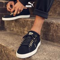 Puma 彪马 Suede 中性款复古链条50周年纪念款金标板鞋  367391