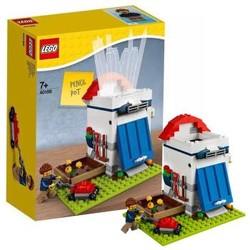 乐高 LEGO 40188 笔筒