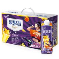 限上海 : 伊利 优酸乳 果果昔酸奶饮品 芒桃蜜语口味 210g*12盒  *7件