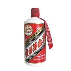 MOUTAI 茅台 飞天 53度 酱香型白酒 500ml