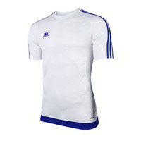 阿迪达斯 Adidas ESTRO JSY 欧版男款足球上衣短袖T恤S16169