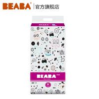 美国BEABA纸尿裤plus系列XL码44片
