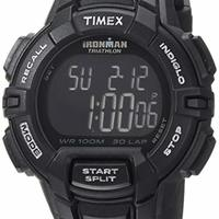 中亚prime会员 : TimexTW5M15900 digital 树脂 黑色 TW5M159009J sport-watches