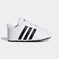 adidas 阿迪达斯 VL COURT 2.0 CRIB 婴儿休闲鞋