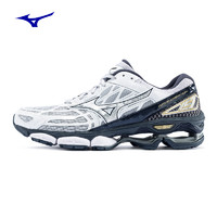 美津浓(Mizuno)女士WAVE CREATION 19 NOVA专业训练跑步鞋 J1GD182803