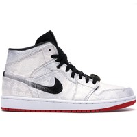 Air Jordan 1 Mid SE Fearless 陈冠希联名版 Edison Chen CLOT