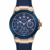 中亚prime会员 : GUESS 女式石英不锈钢休闲手表