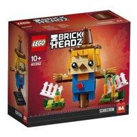 乐高(LEGO)方头仔大头仔益智拼插儿童玩具积木 40352稻草人