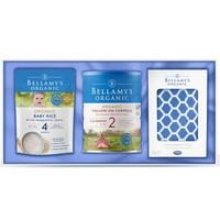 Bellamy's(贝拉米) 宝宝有机礼盒 *5件