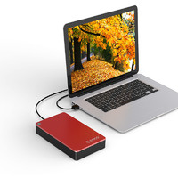 ORICO 奥睿科 USB3.1 高速硬盘盒