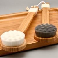 米良品 创意喵爪凸点按摩沐浴刷