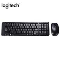 Logitech 罗技 MK220 无线光电键鼠套装