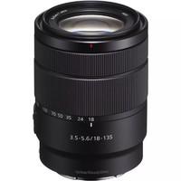 索尼(SONY) E 18-135mm F3.5-5.6 OSS 拆机版 索尼E卡口 55mm口径 广角变焦镜头