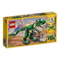 乐高创意百变系列凶猛霸王龙31058LEGO 7-12岁积木玩具