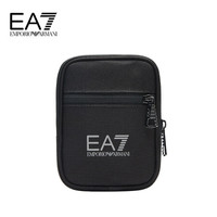 EA7 EMPORIO ARMANI 阿玛尼奢侈品19秋冬新款男士单肩背包 275872-CC803 BLACK-00020 U