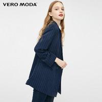 Vero Moda休闲双排扣薄款西服外套女|319108503