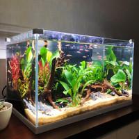 森森 鱼缸水族箱鱼缸