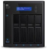 WD diskless MY Cloud PRO PR 4100专业系列2 40T