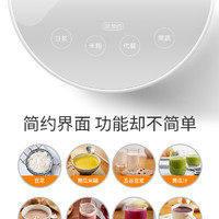 Joyoung 九阳 DJ13E-C1 豆浆机 1.3L