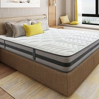 喜临门床垫 22cm邦尼尔乳胶椰棕弹簧 简约现代卧室家具 双鱼座