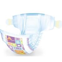 安儿乐 小轻芯纸尿裤M6+拉拉裤L3 试用装
