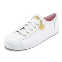 Keds WH60837 女士猪年纪念款小白鞋