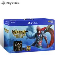 索尼(SONY)PS4 Slim 500G游戏机 PlayStation 4《西游记之大圣归来》限量定制版游戏套装(黑色)