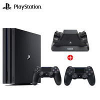 SONY 索尼 PS4 ProPlayStation国行游戏机 1TB