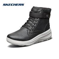 19日0点 : SKECHERS 斯凯奇 15546 女士绒里高帮马丁靴