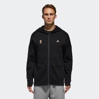 阿迪达斯官网 adidas 男装运动型格针织夹克外套DT2457 DT2458