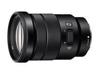 Sony SELP18105G E PZ 18-105mm F4 G OSS 圆形偏光镜SELP18105G Camera Lens 黑色