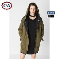 C&A 女士连帽棉服 CA200183854