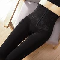 北极绒 13647 女士保暖加厚高腰收腹连裤袜