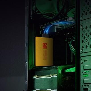 Kodak 柯达 X100 固态硬盘 480GB SATA接口
