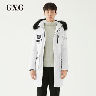 GXG 男装 174211383 中长款羽绒服