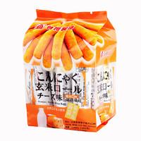 膨化 北田糙米卷(芝士味)160g/袋