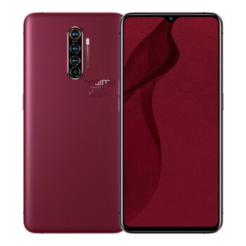 realme 真我 X2 Pro 智能手机(12GB+256GB、全网通、大师版、红砖)