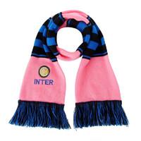 国际米兰俱乐部Inter Milan官方新品女百搭运动户外精品针织围巾