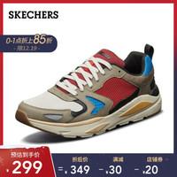 SKECHERS 斯凯奇 66020 男款复古休闲鞋