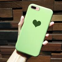 Pony iPhone全系列纯色硅胶手机壳