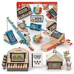Switch Nintendo Labo Variety Kit 五合一套件+凑单品