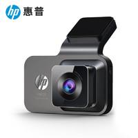 HP 惠普 F960x 行车记录仪 黑色