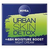 NIVEA妮维雅 日间保湿面霜 Urban Skin Defence SPF20 50ml