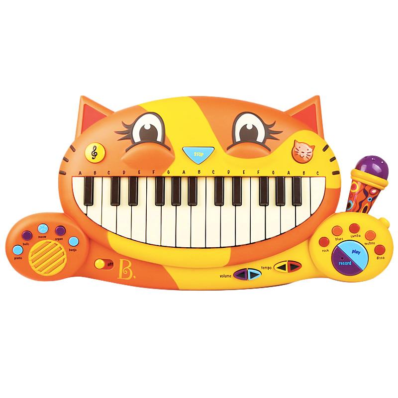 B.Toys 比乐 BX1025Z 大嘴猫琴