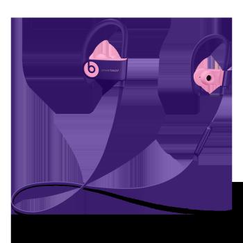 Beats PowerBeats 3 入耳式蓝牙无线耳机 紫罗兰
