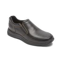 ROCKPORT 乐步 CH5181 男款懒人休闲鞋 黑色 40