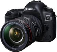 Canon佳能 EOS 5D Mark IV 全幅单反相机+24-105mm镜头
